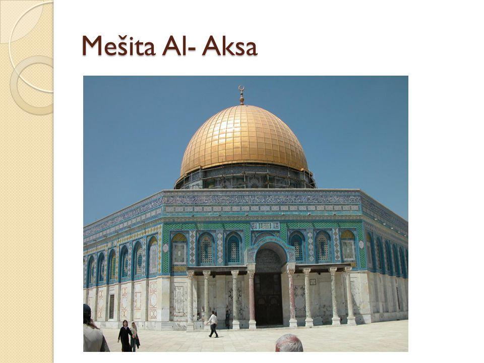 Mešita Al- Aksa