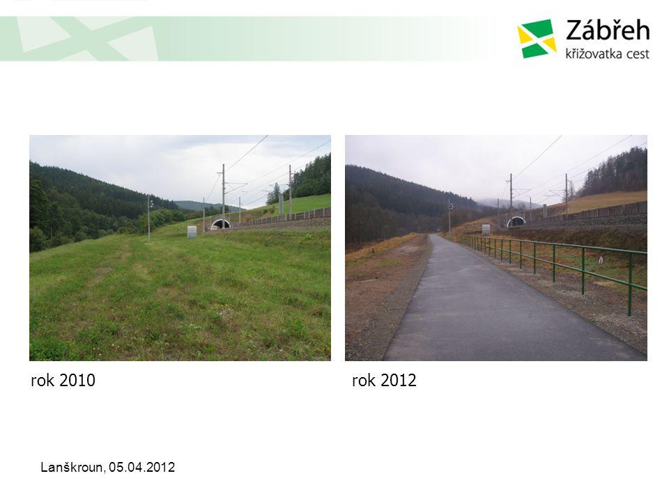 rok 2010 rok 2012 Lanškroun, 05.04.2012