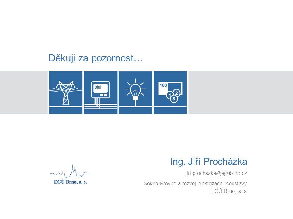 Děkuji za pozornost… Ing. Jiří Procházka jiri.prochazka@egubrno.cz