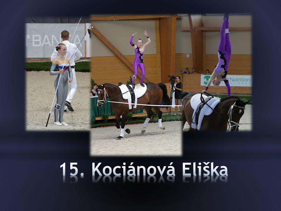 15. Kociánová Eliška