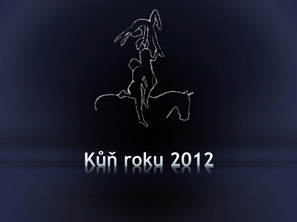 Kůň roku 2012
