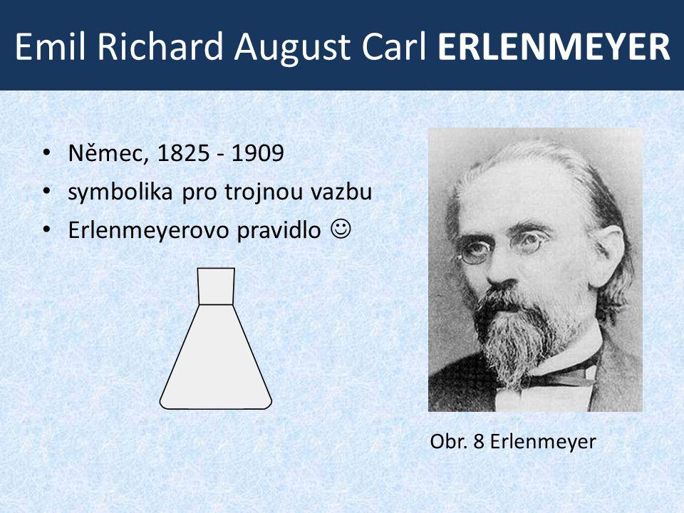 Emil Richard August Carl ERLENMEYER