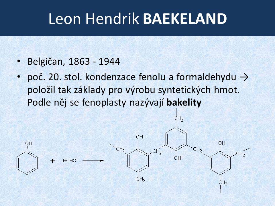 Leon Hendrik Baekeland