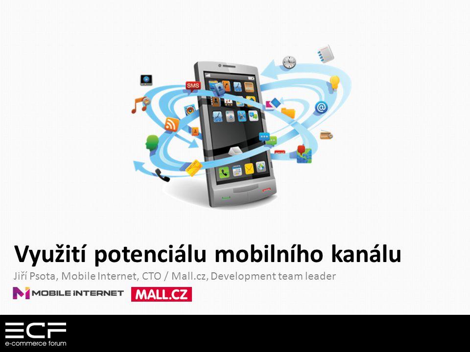 Využití potenciálu mobilního kanálu