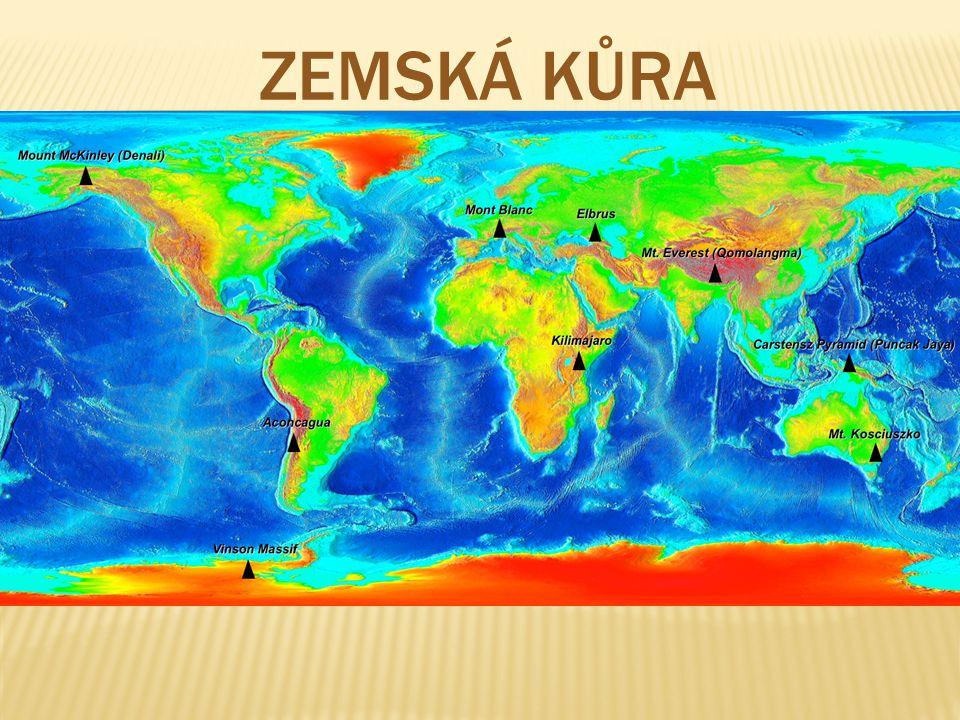 ZEMSKÁ KŮRA 1