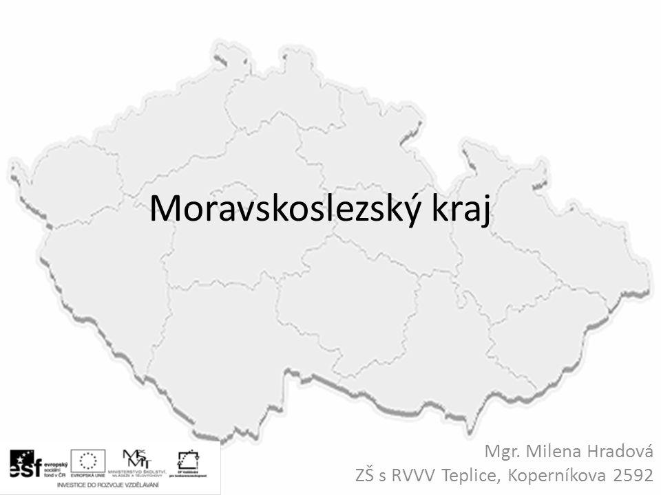 Mgr. Milena Hradová ZŠ s RVVV Teplice, Koperníkova 2592
