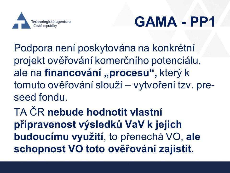 GAMA - PP1