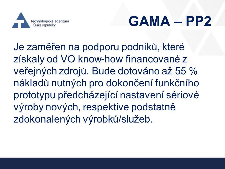 GAMA – PP2