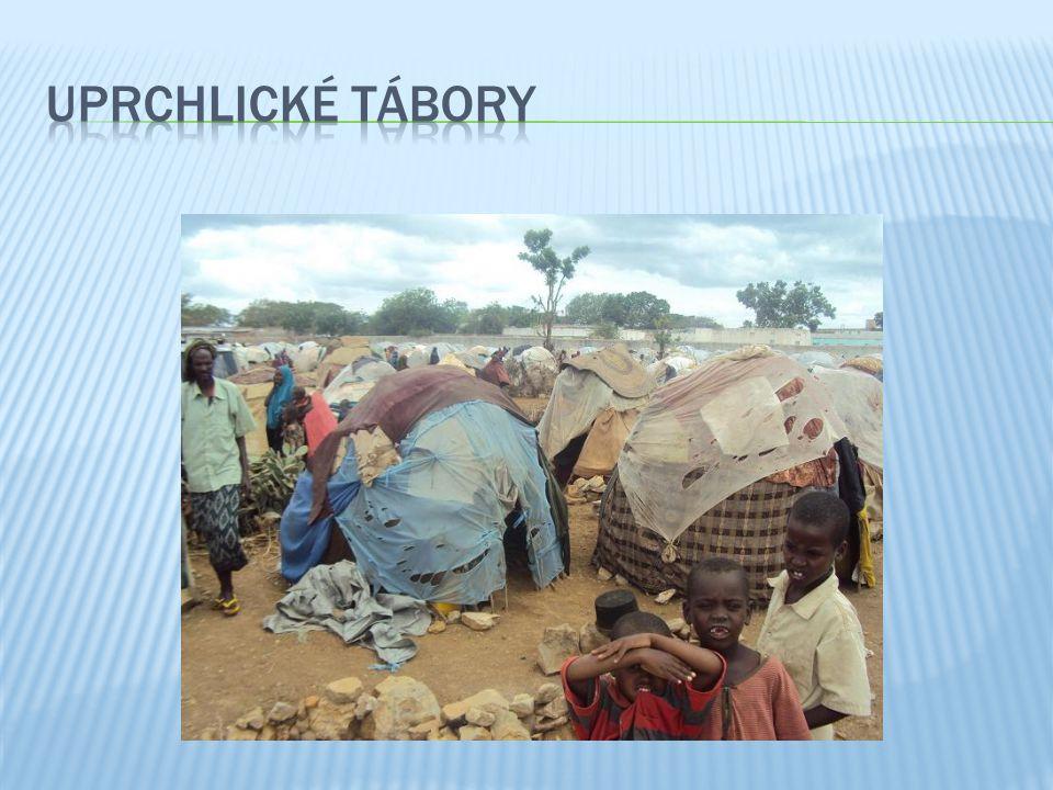 Uprchlické tábory