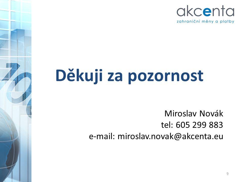 Miroslav Novák tel: 605 299 883 e-mail: miroslav.novak@akcenta.eu
