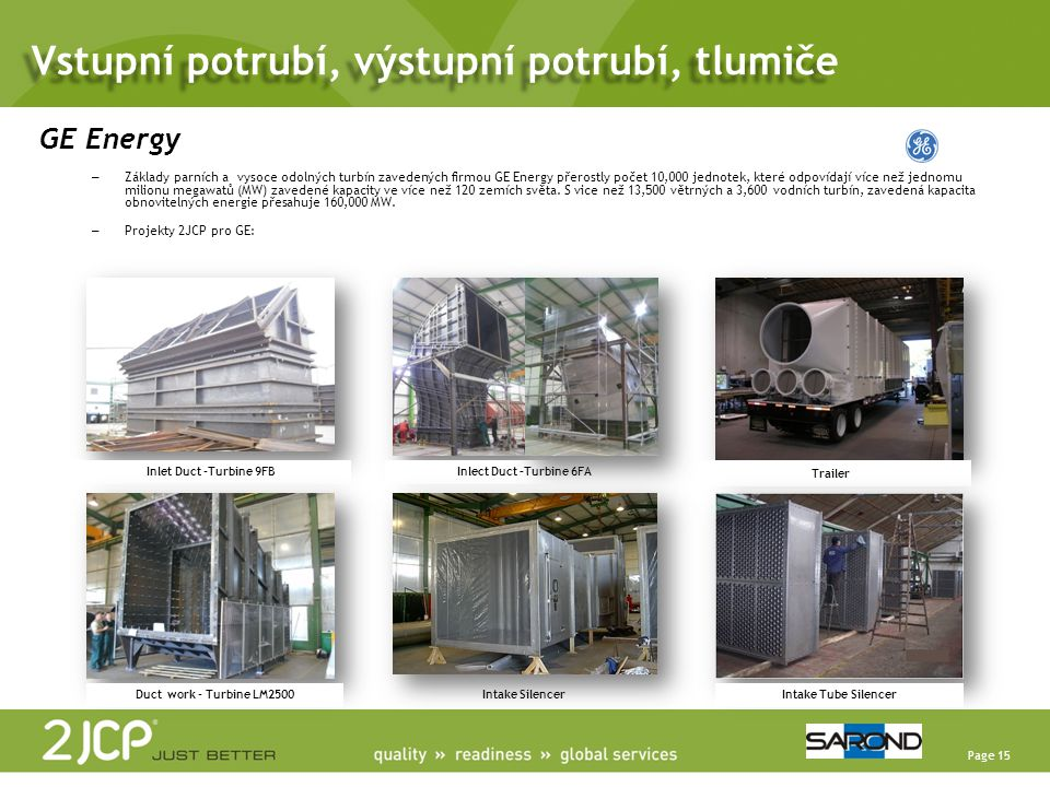 Inlect Duct –Turbine 6FA