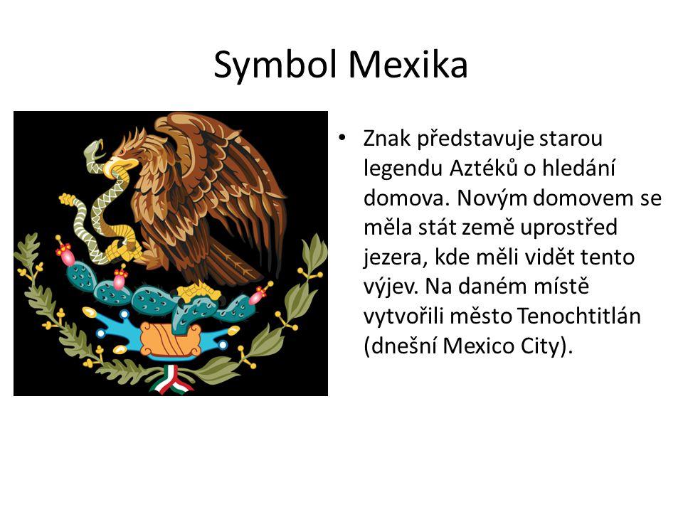 Symbol Mexika