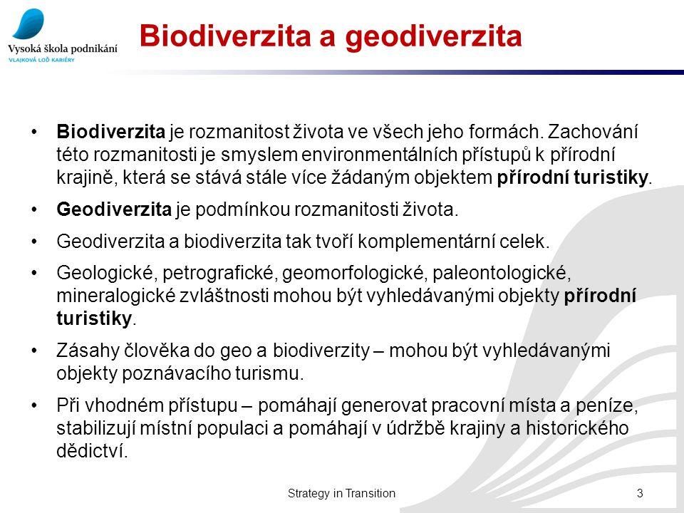 Biodiverzita a geodiverzita