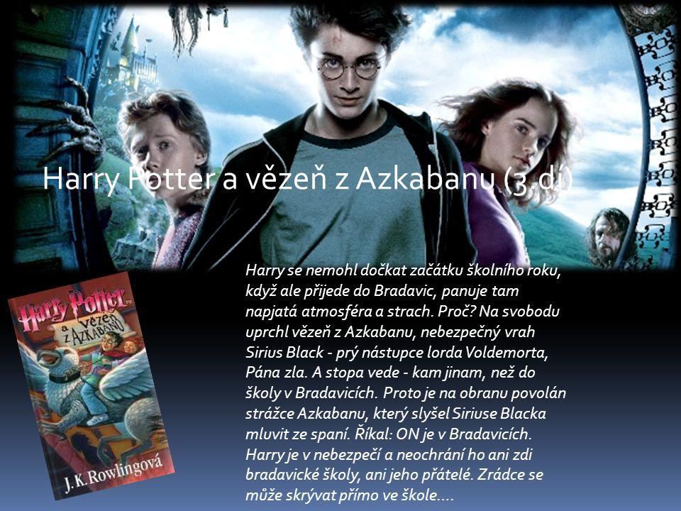 Harry Potter a vězeň z Azkabanu (3.dí)