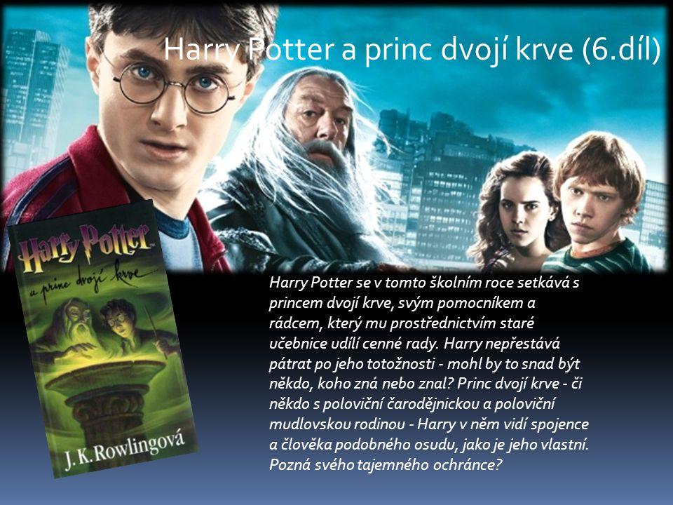 Harry Potter a princ dvojí krve (6.díl)