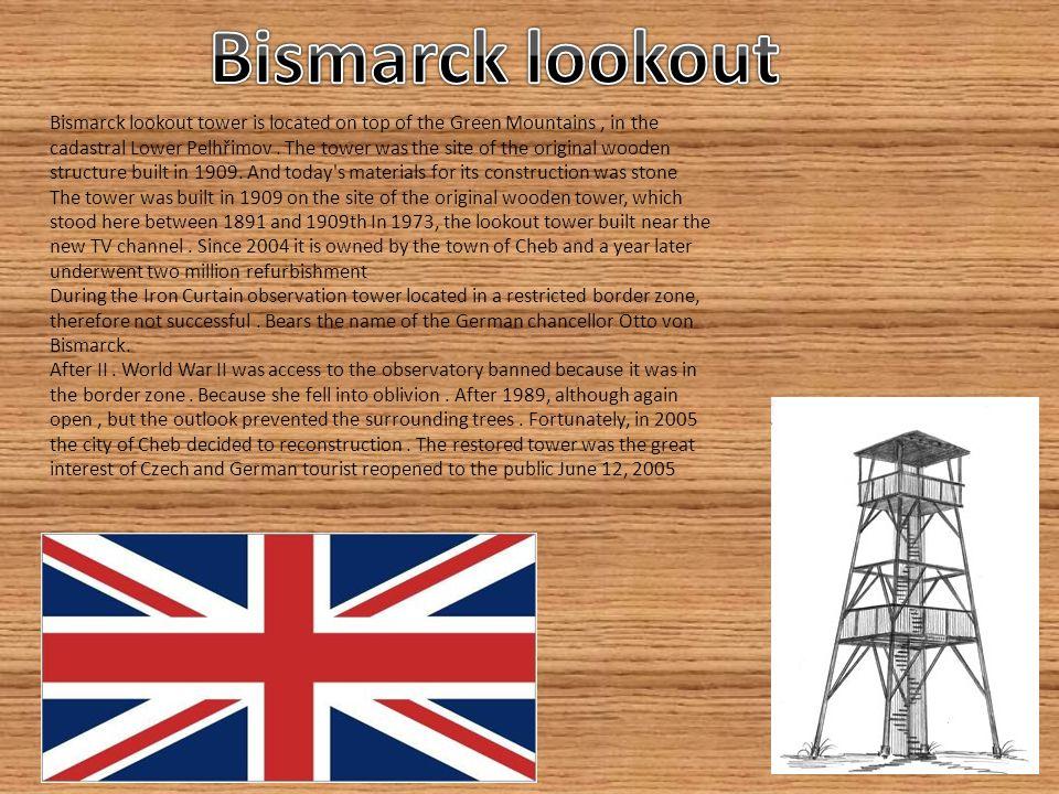 Bismarck lookout