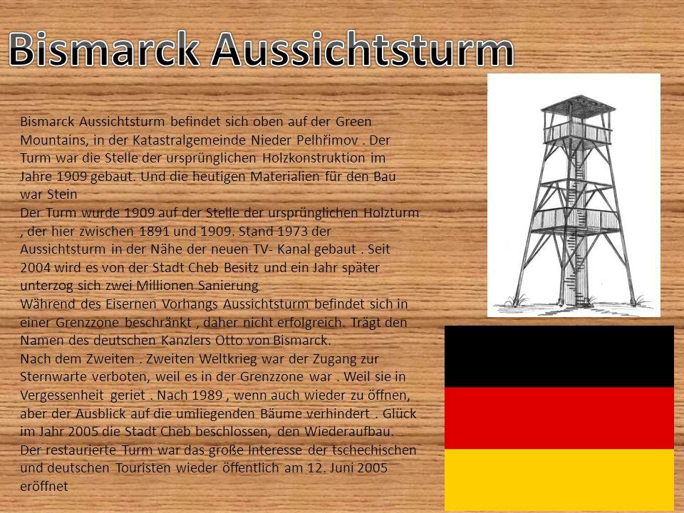 Bismarck Aussichtsturm