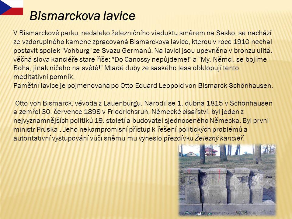 Bismarckova lavice