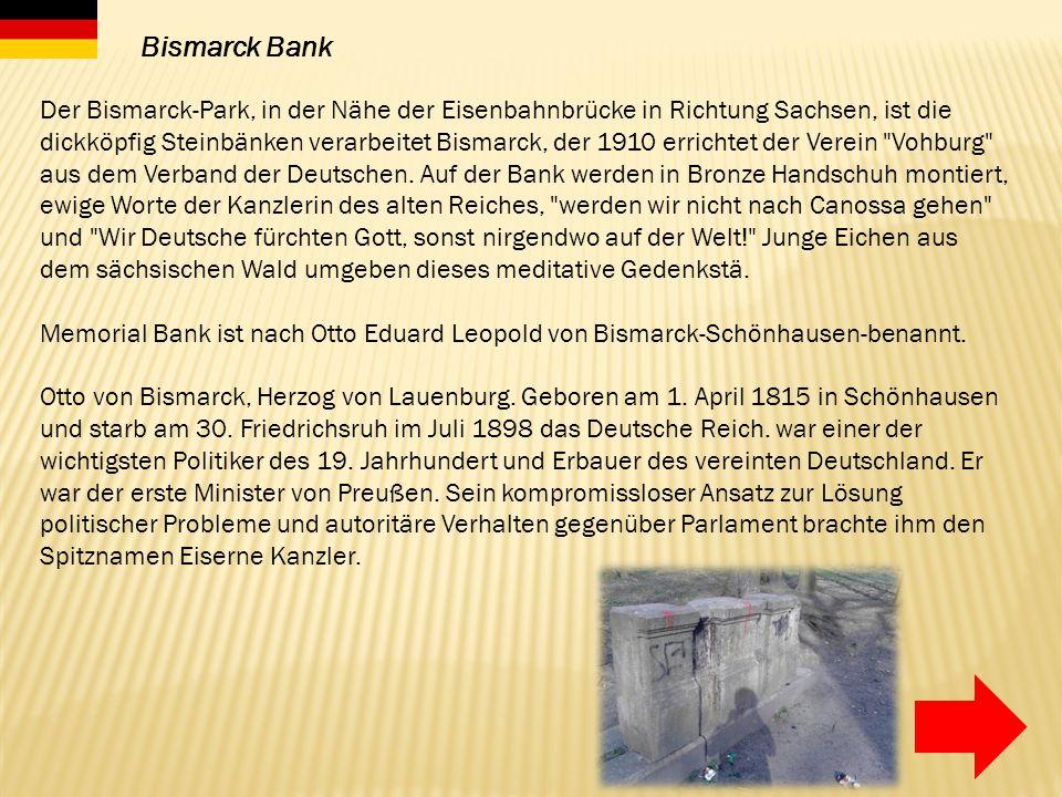 Bismarck Bank