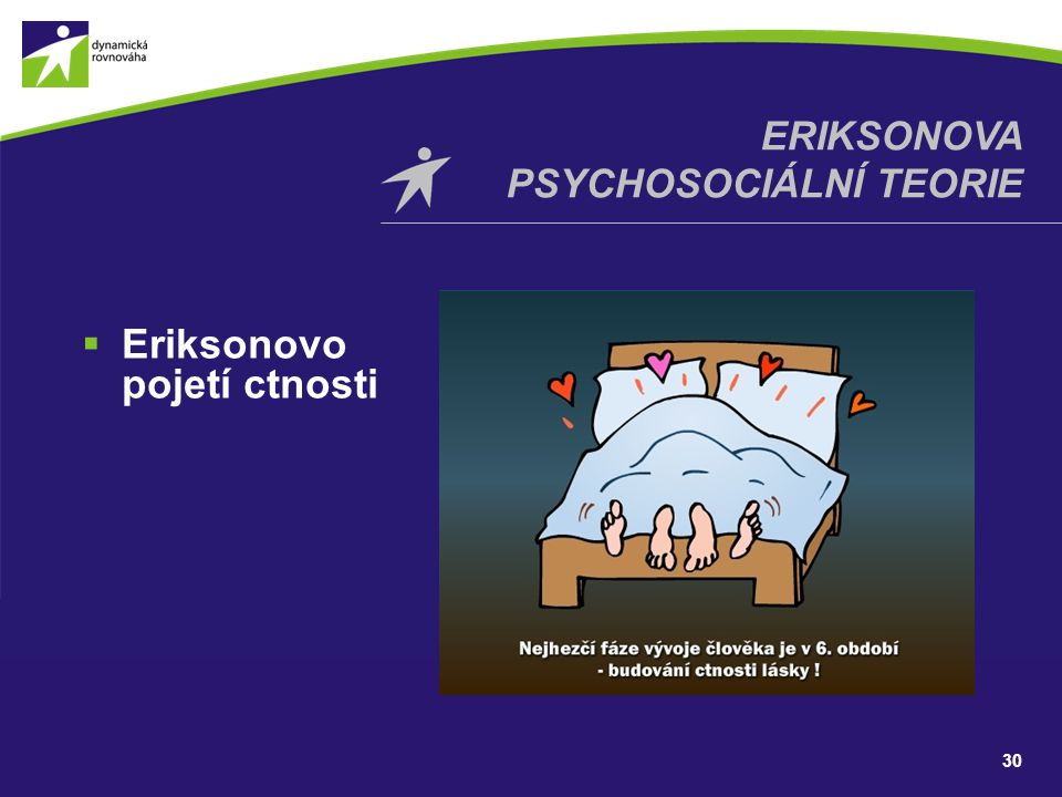 Eriksonova psychosociální teorie