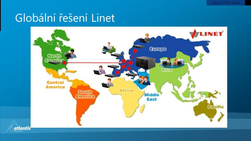 Globální řešení Linet