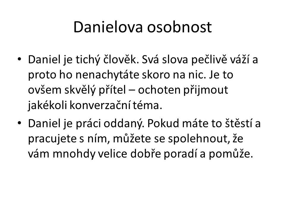 Danielova osobnost