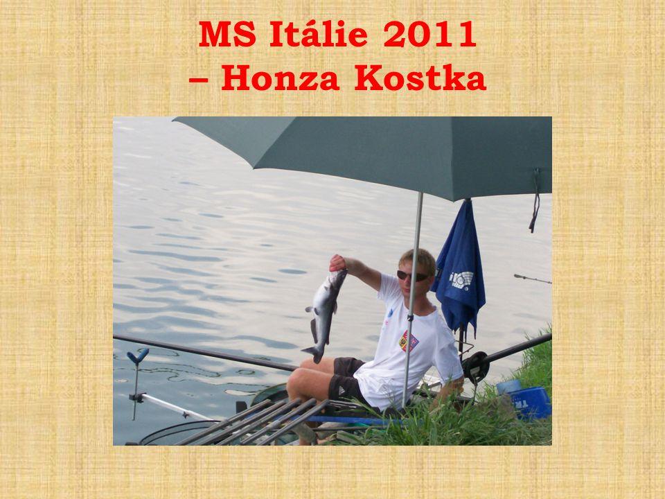 MS Itálie 2011 – Honza Kostka