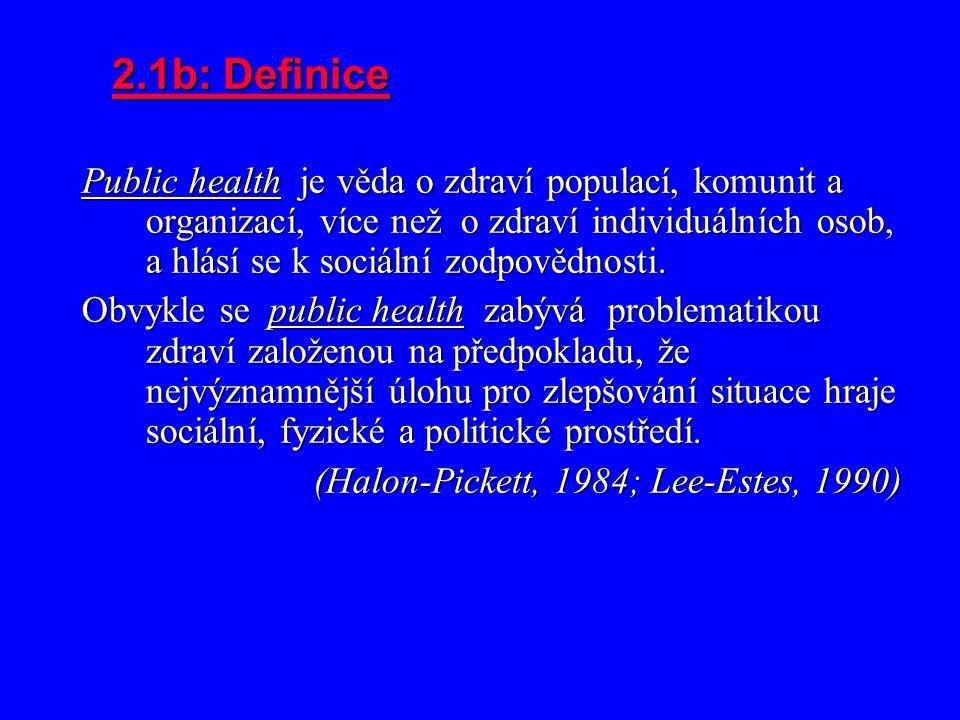 2.1b: Definice