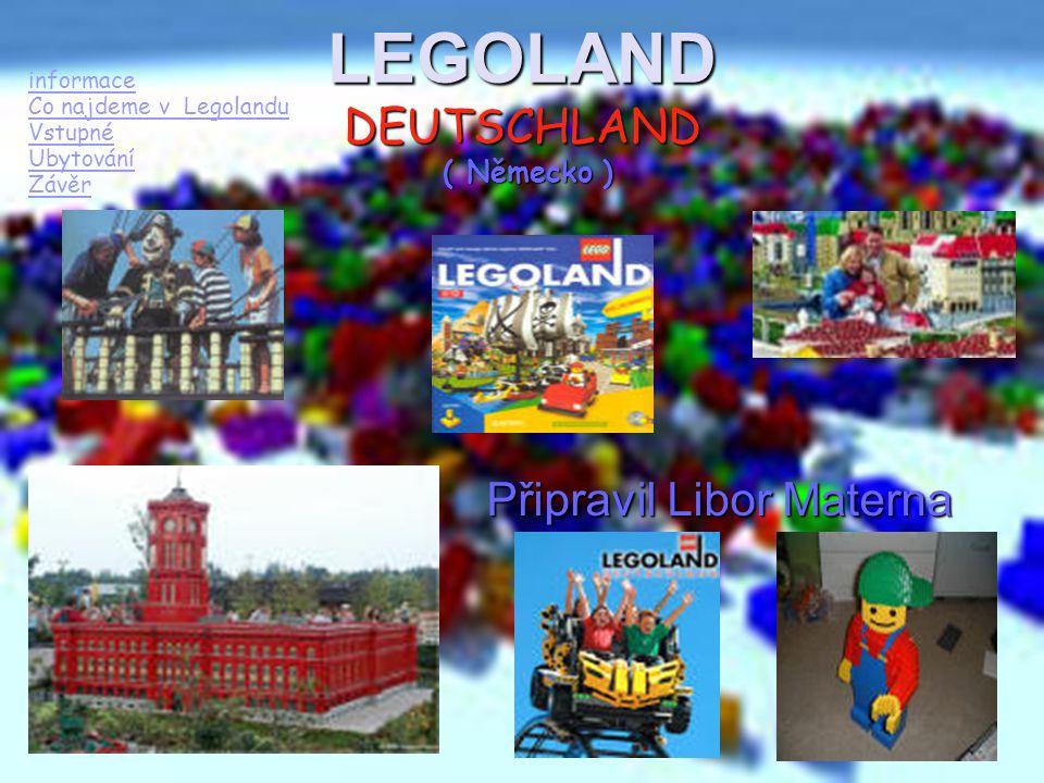 LEGOLAND DEUTSCHLAND ( Německo )