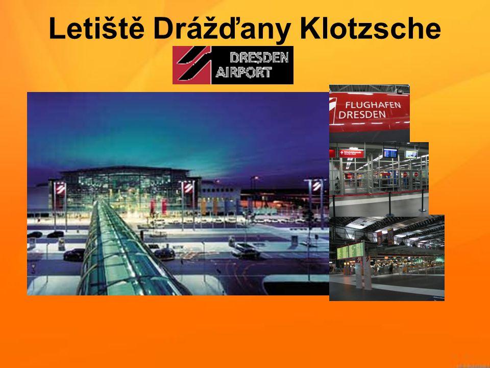 Letiště Drážďany Klotzsche