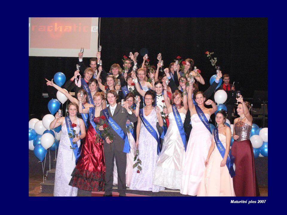 Maturitní ples 2007