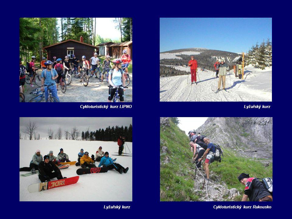 Cykloturistický kurz LIPNO