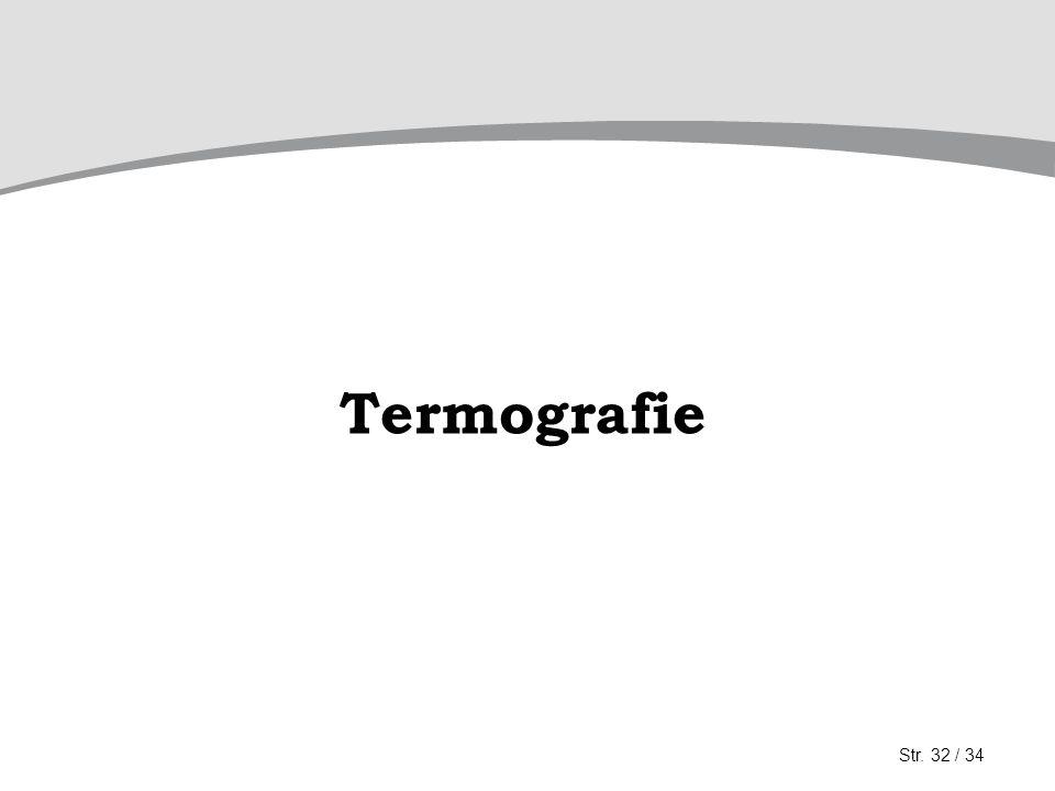 Termografie Str. 32 / 34