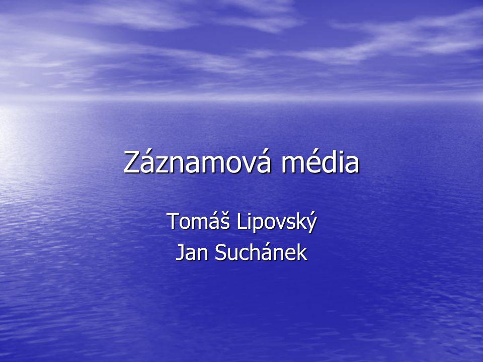 Tomáš Lipovský Jan Suchánek