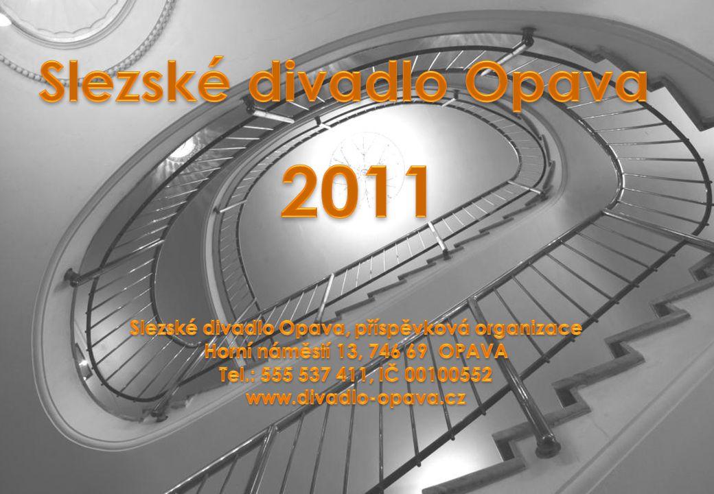 Slezské divadlo Opava, příspěvková organizace
