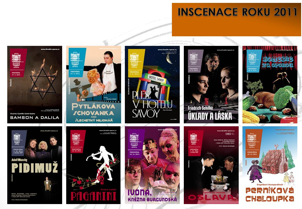 INSCENACE ROKU 2011