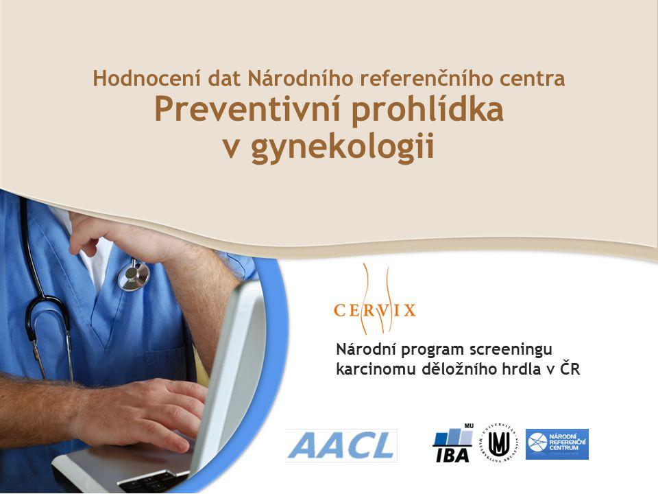 Preventivní prohlídka v gynekologii