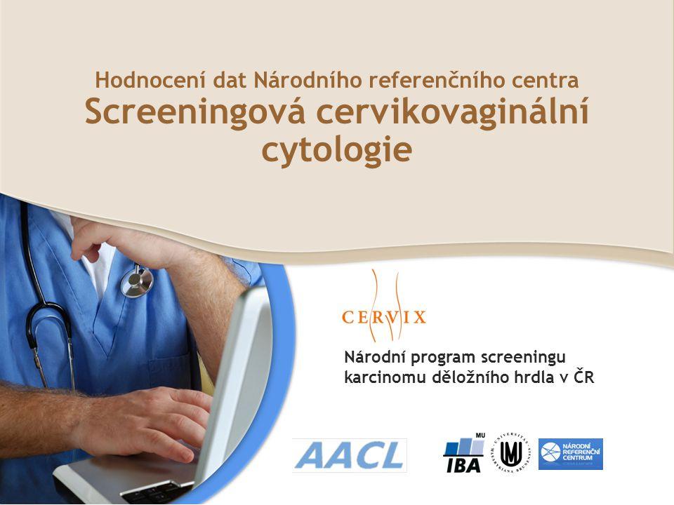 Screeningová cervikovaginální cytologie