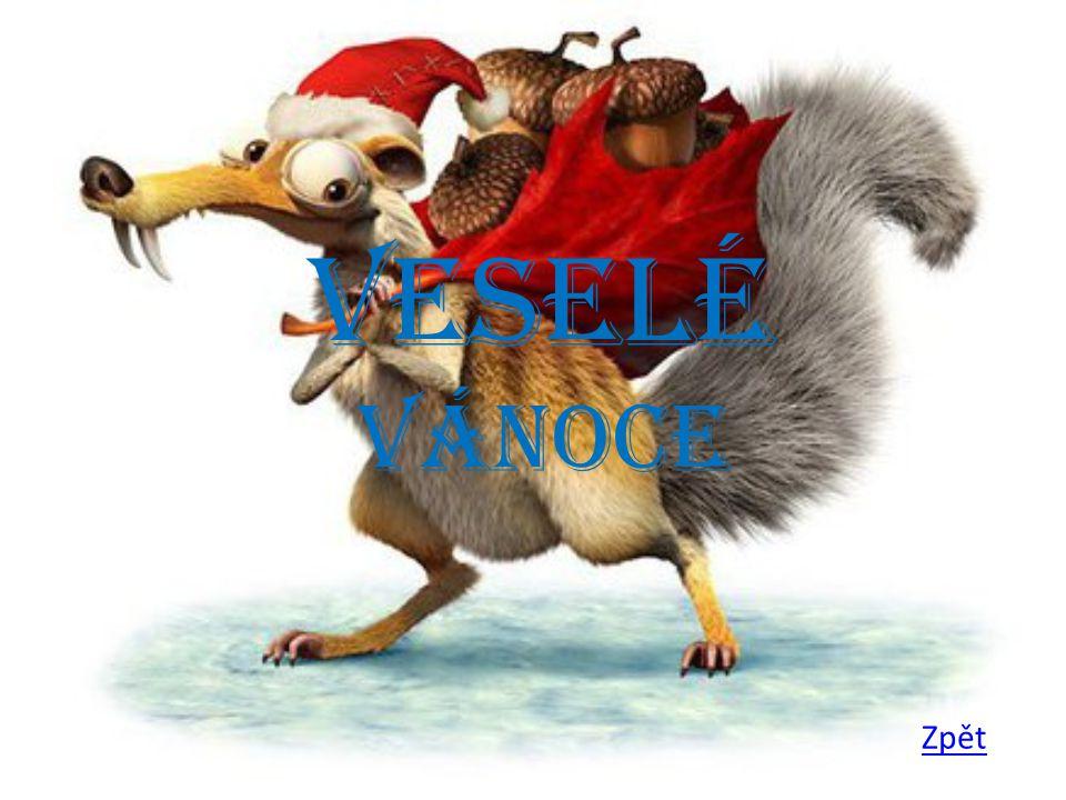 Veselé Vánoce Zpět