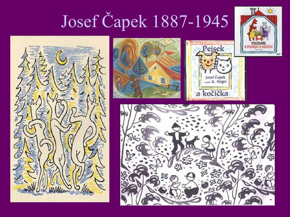 Josef Čapek 1887-1945