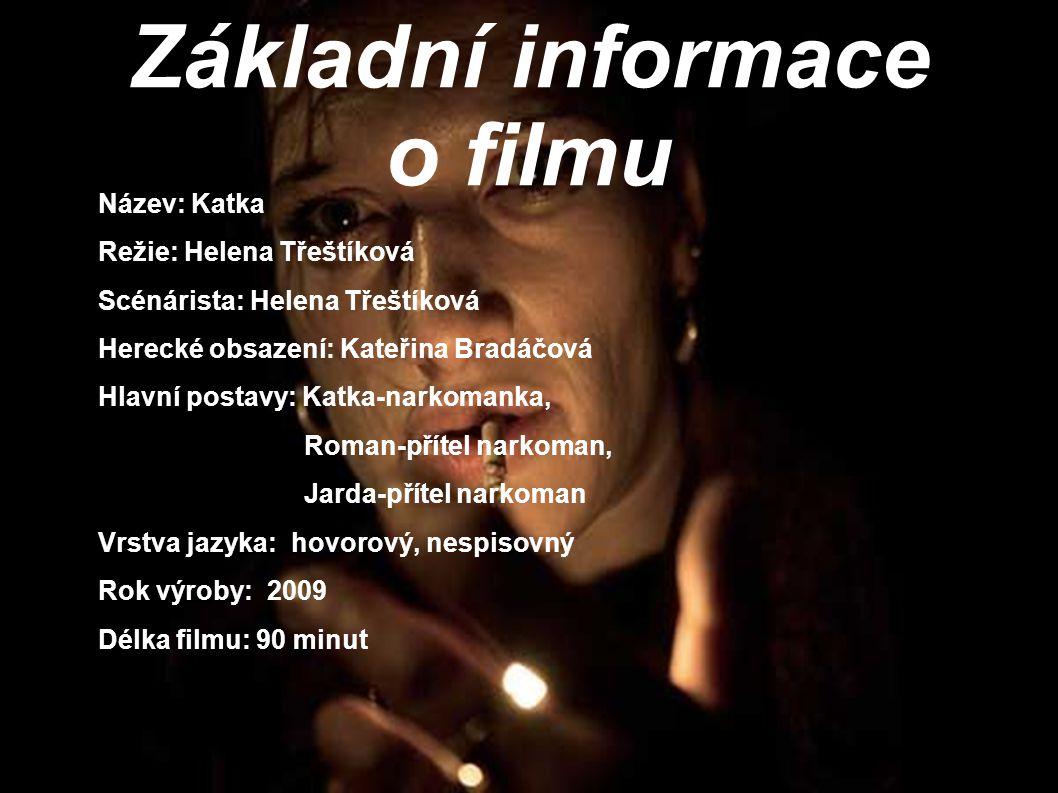 Základní informace o filmu