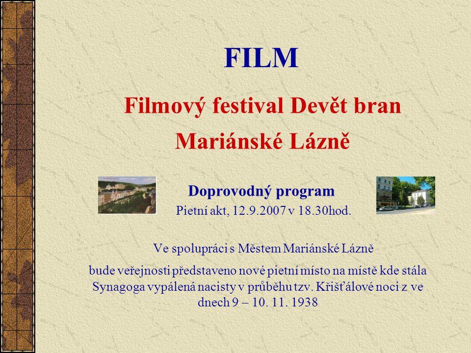 Filmový festival Devět bran