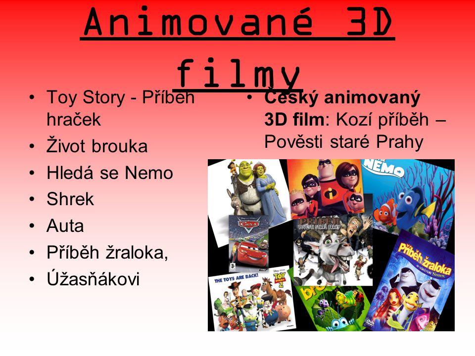 Animované 3D filmy Toy Story - Příběh hraček Život brouka