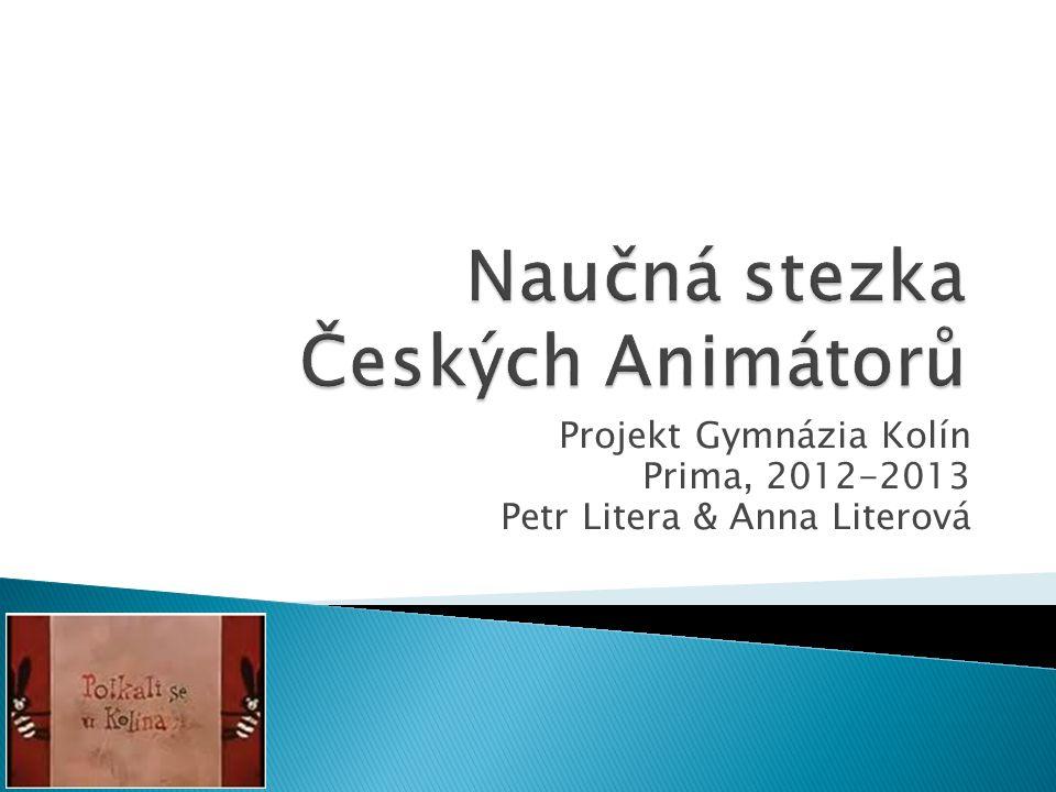 Naučná stezka Českých Animátorů