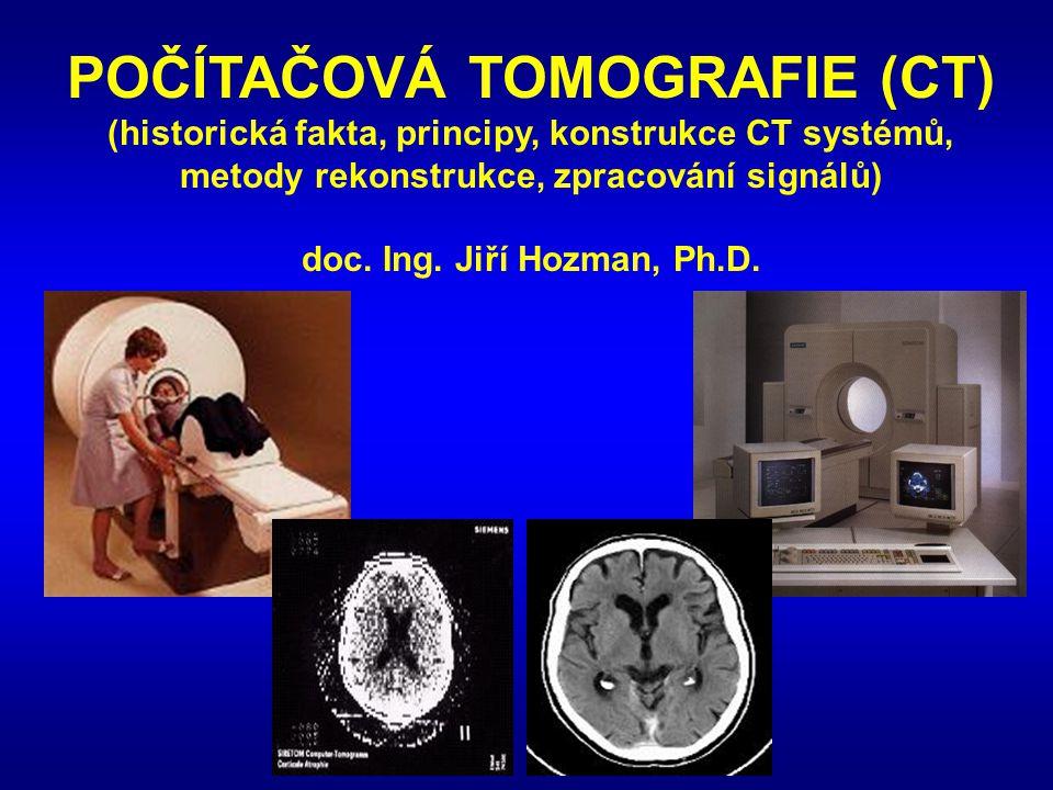 POČÍTAČOVÁ TOMOGRAFIE (CT)
