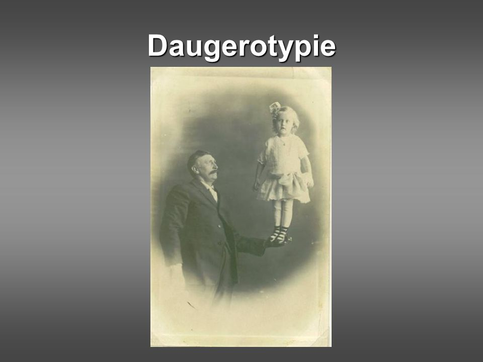 Daugerotypie