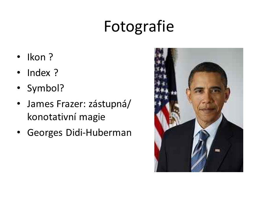 Fotografie Ikon Index Symbol