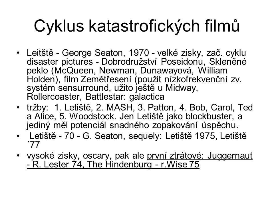 Cyklus katastrofických filmů