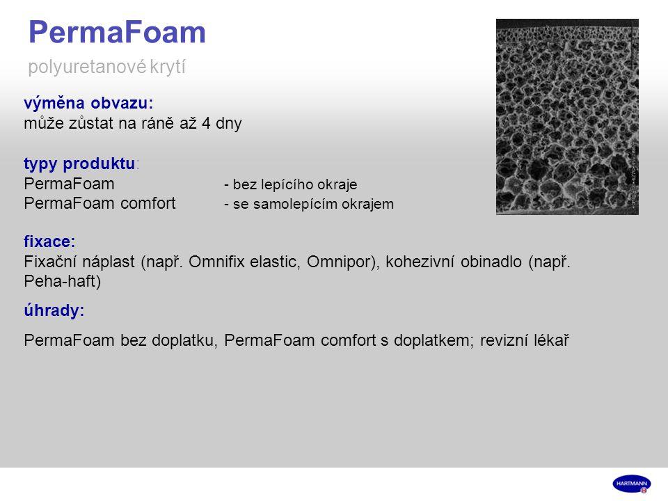 PermaFoam polyuretanové krytí