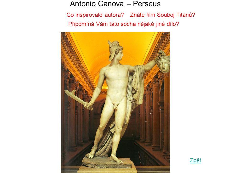 Antonio Canova – Perseus